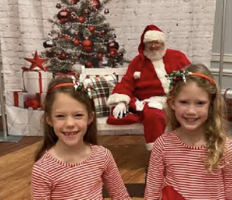 wednesday wire christmas santa home and school